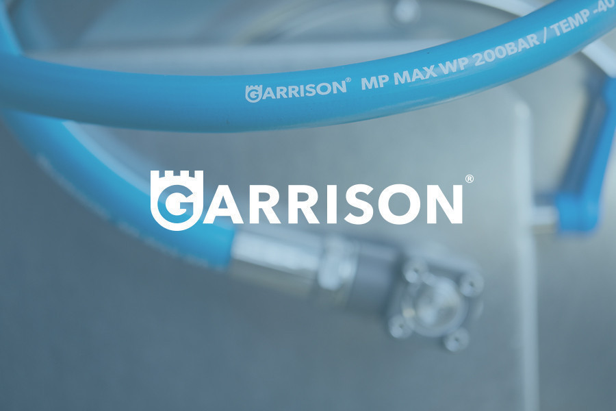 Garrison Image and Logo