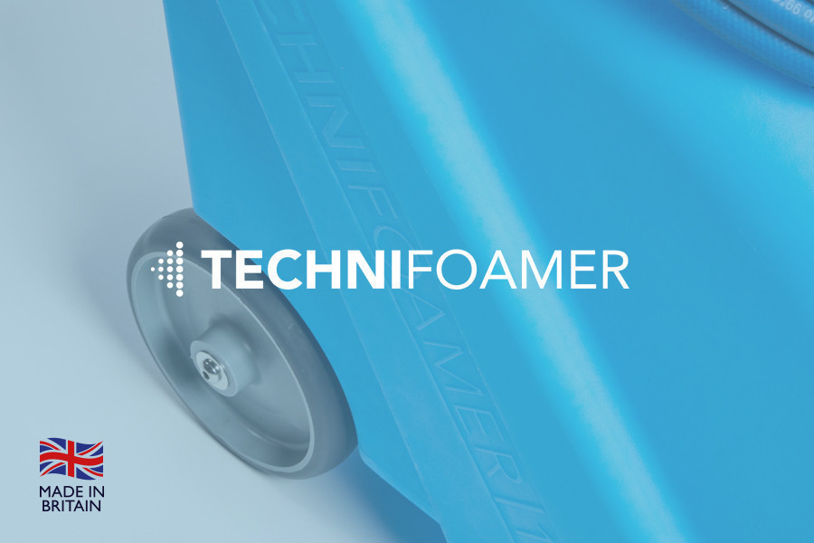 Technifoamer Image and Logo