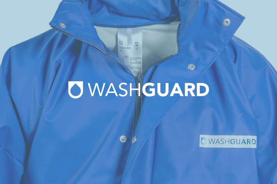 Washguard Image and Logo